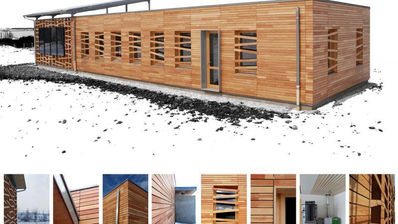 bureau et showroom eurre tangentes architectes. Black Bedroom Furniture Sets. Home Design Ideas