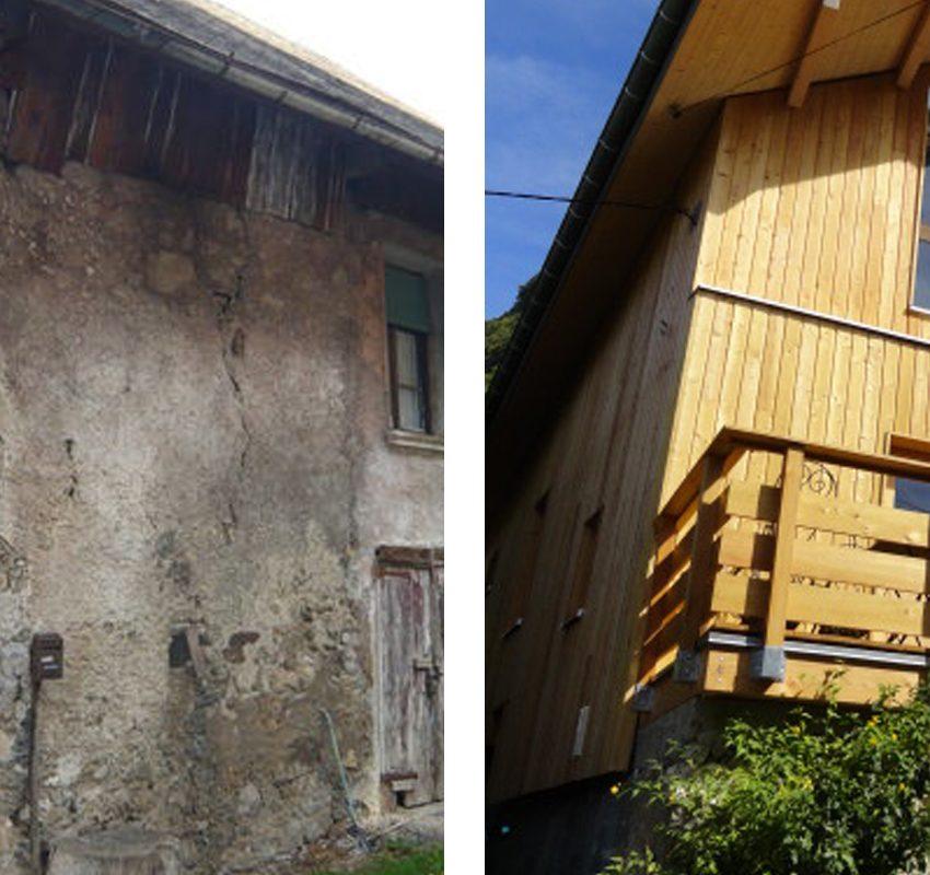 Verel - 2012 - Construction : Pollen construction bois