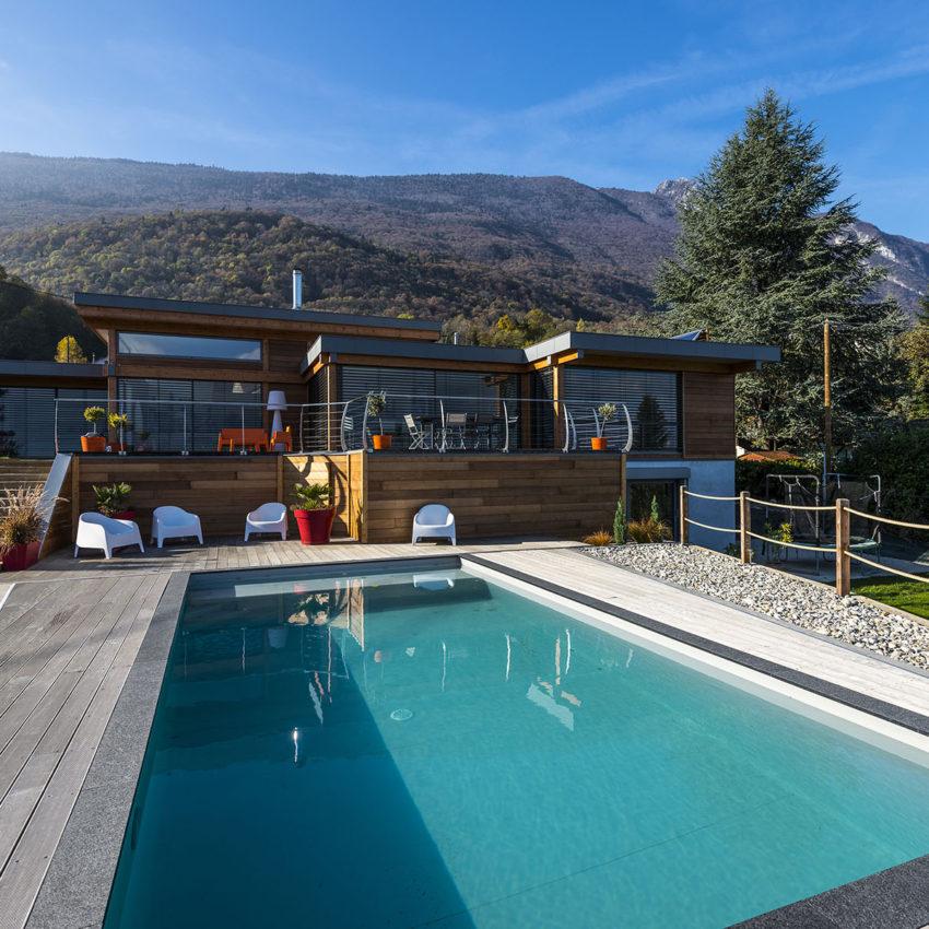 Maison individuelle | Lac du Bourget