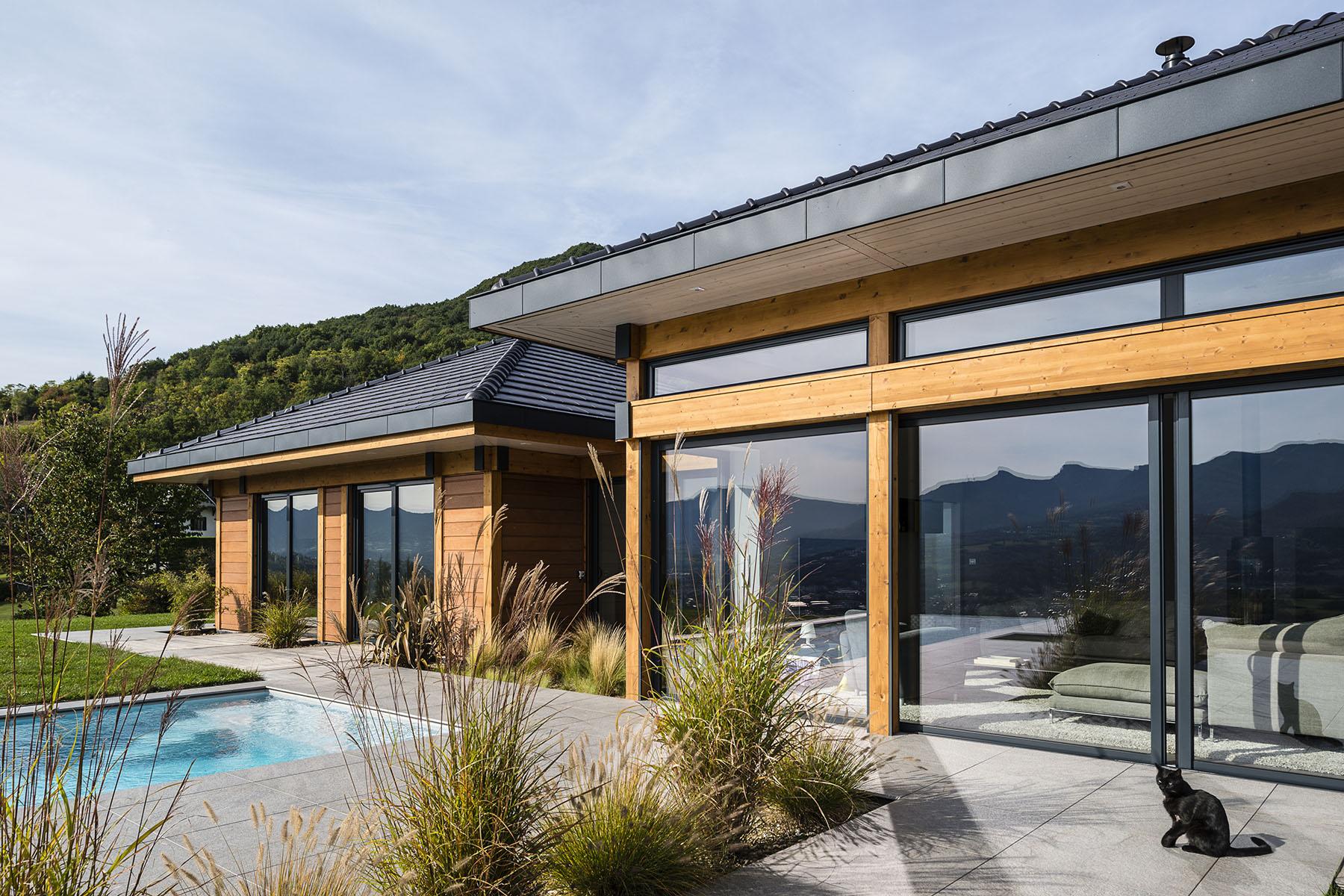 Maison individuelle | Monterminod